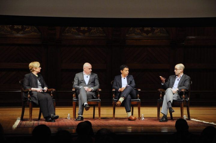 Nieman Lab forum photo